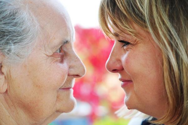 Pflege mit Herz und  Fachkompetenz
