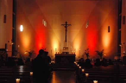 Nacht der Kirchen Saar 2013
