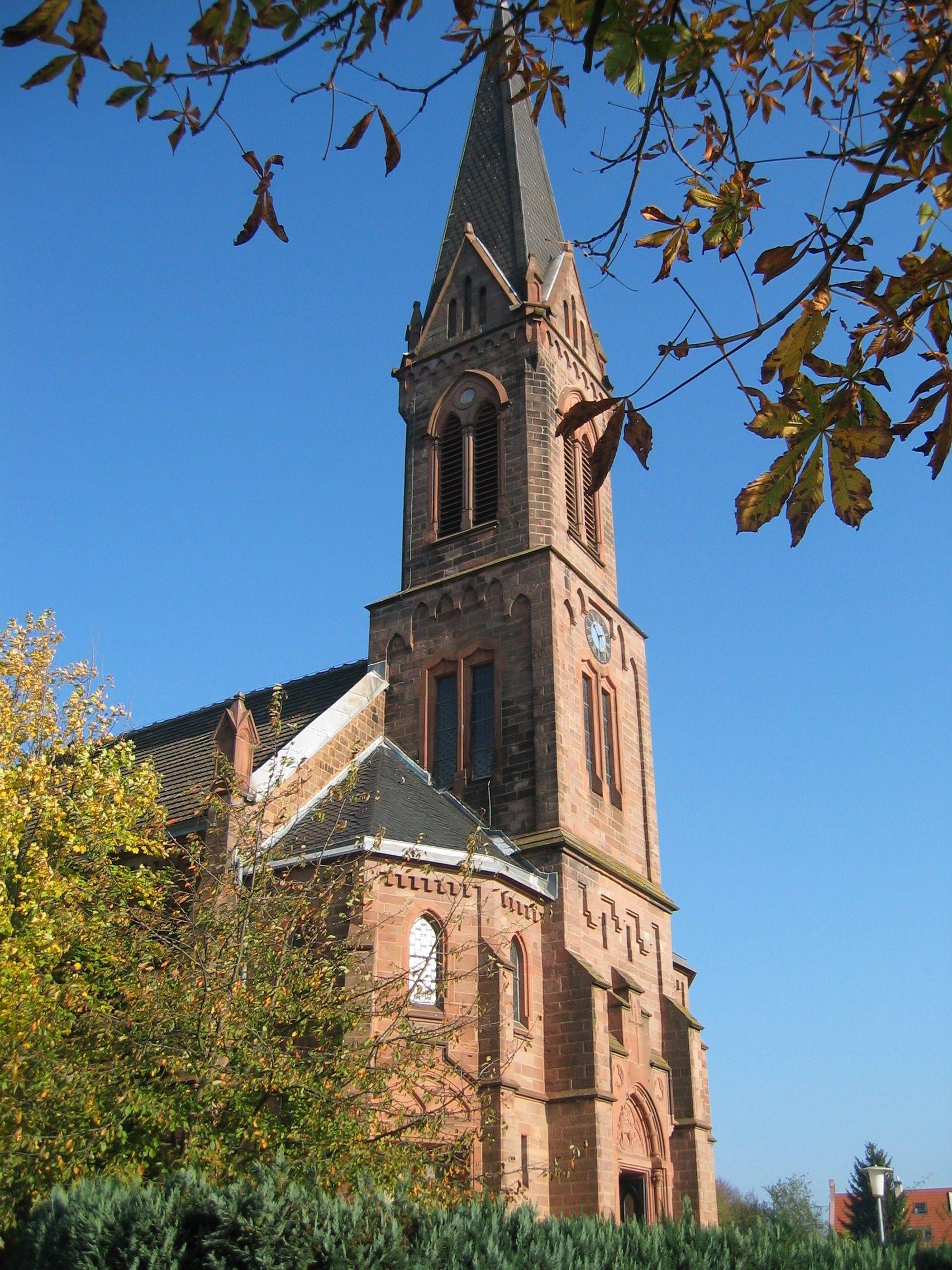 Evangelische Kirche Landsweiler-Reden