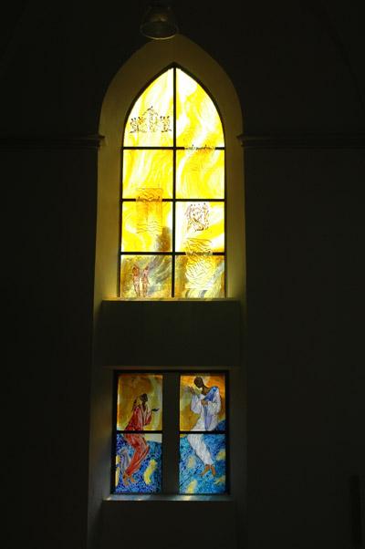 Das Jakobsbrunnen-Fenster