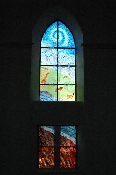 Das Schöpfungs-Fenster