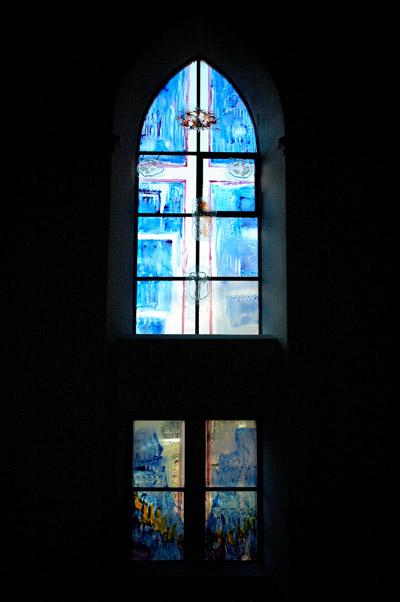 Das Kreuzigungs-Fenster