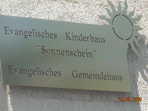 Evangelisches Kinderhaus Sonnenschein