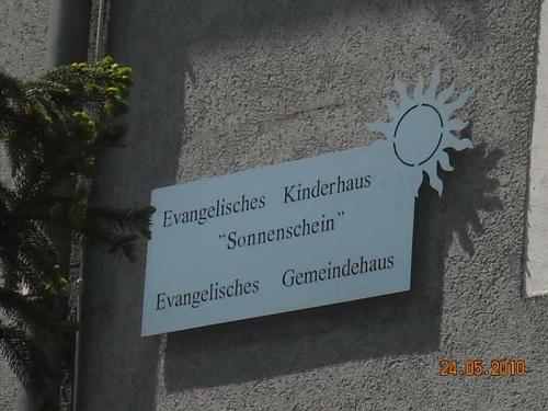 Ev. Kinderhaus Sonnenschein