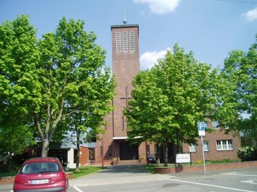 Kirche Klarenthal zur jetzigen Zeit