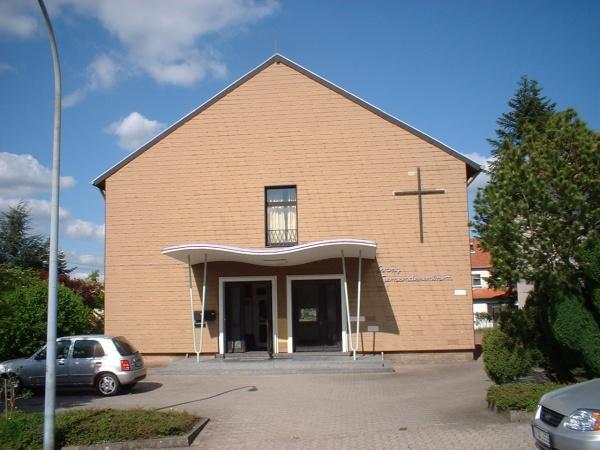 Gemeindezentrum in Spiesen
