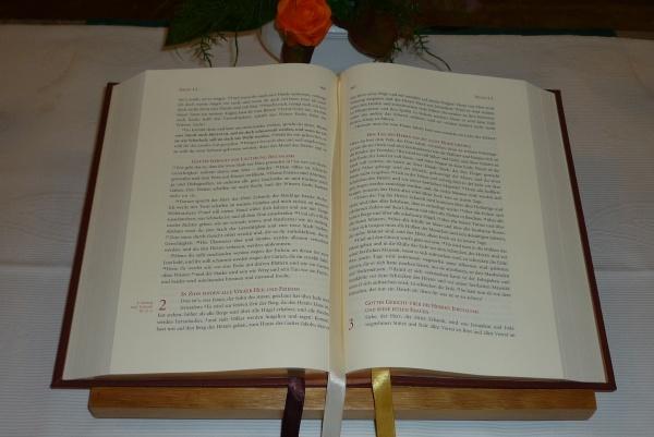 Einladung zum Bibelkreis
