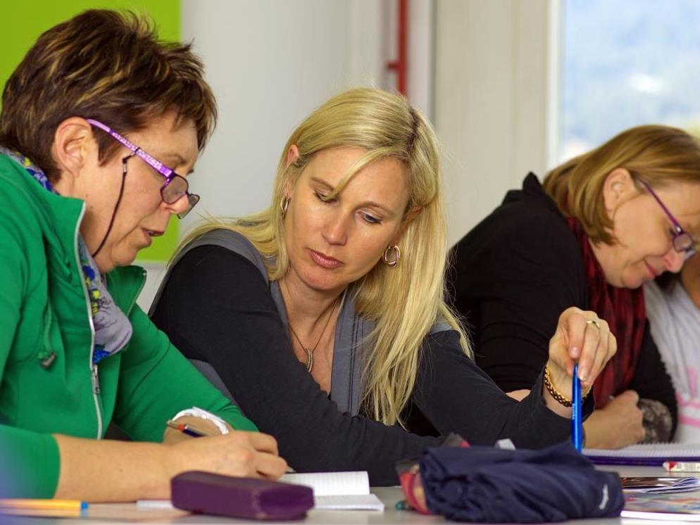 Vorträge und Workshops beim sechsten 'Tag des Religionsunterrichts'. Foto: Woodapple - stock.adobe.com