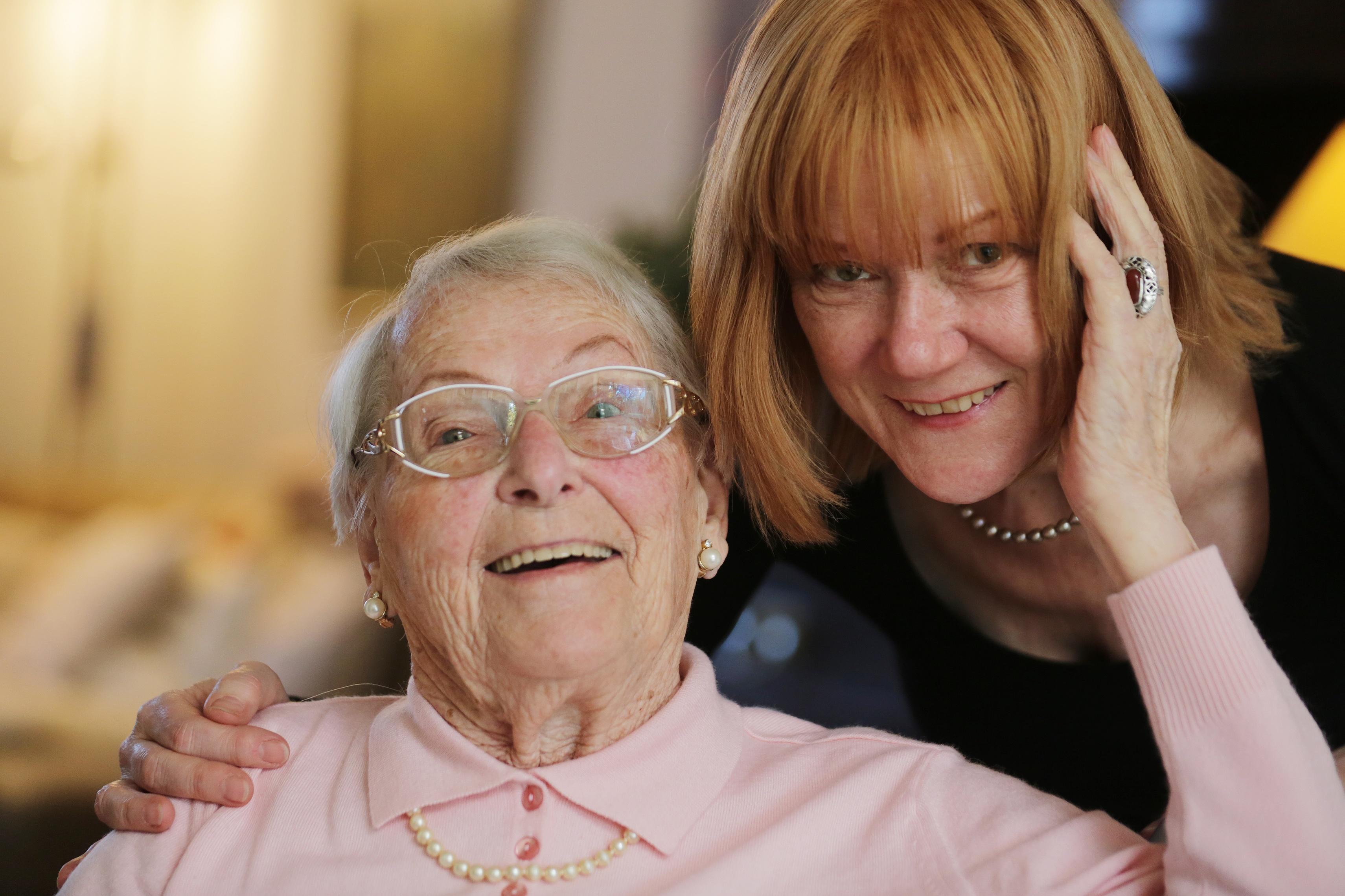 Informationen zur Demenz-Erkrankung und zu Entlastungsangeboten für pflegende Angehörige.