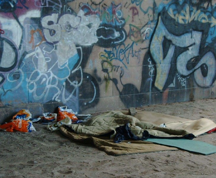 Wohnungslosenarbeit der Diakonie Saar kümmert sich um Obdachlose auf der Straße: Schlafsäcke gesucht