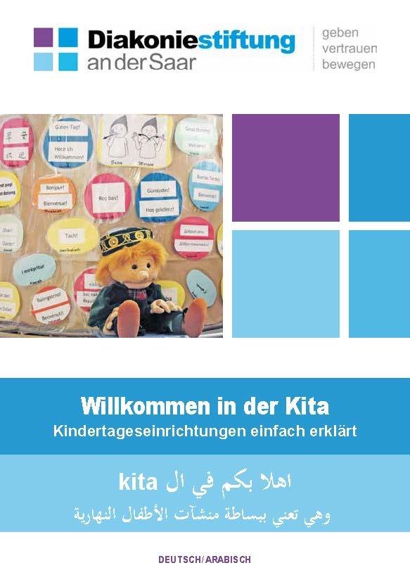 Neuer Leitfaden in sechs Sprachen für Zugewanderte über die Arbeit in Kindertageseinrichtungen