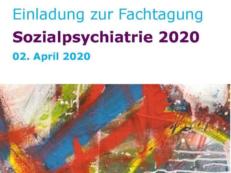 """ABGESAGT: Fachtagung """"Sozialpsychiatrie"""": """"Gemeinsam Zukunft gestalten"""""""