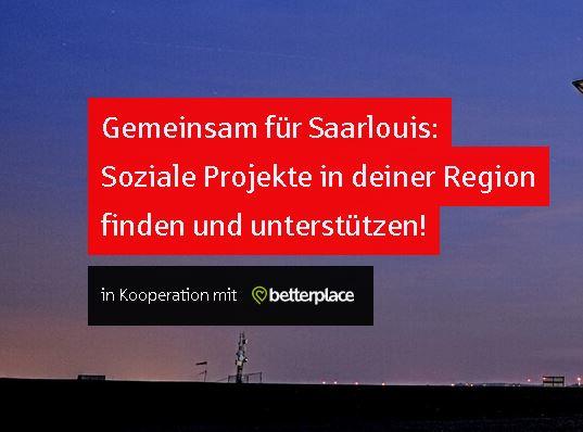 """Über """"WirWunder"""" das Saarlouiser Sozialkaufhaus unterstützen"""