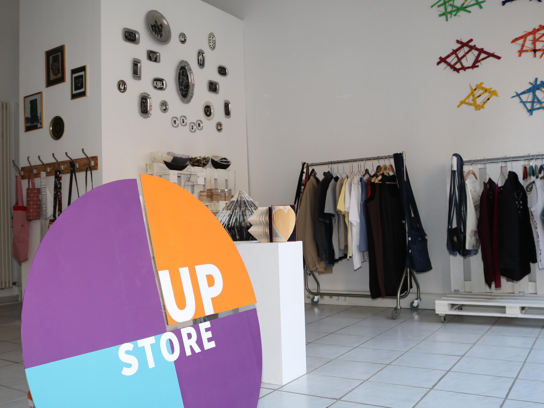 """Diakonie eröffnet """"UP-Store"""" im Quartier Mainzer Straße"""