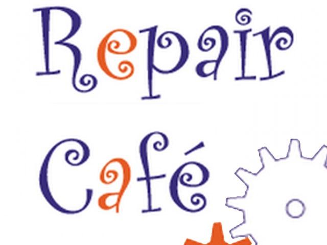 Defekte Gegenstände, Geräte oder Kleidungsstücke im 'Repair Café' reparieren.