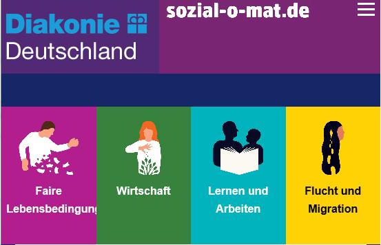 Sozial-O-Mat zur Europawahl ist online