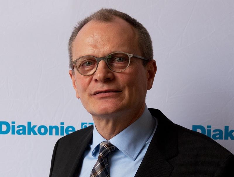 Diakoniepräsident Ulrich Lilie. Foto: Diakonie