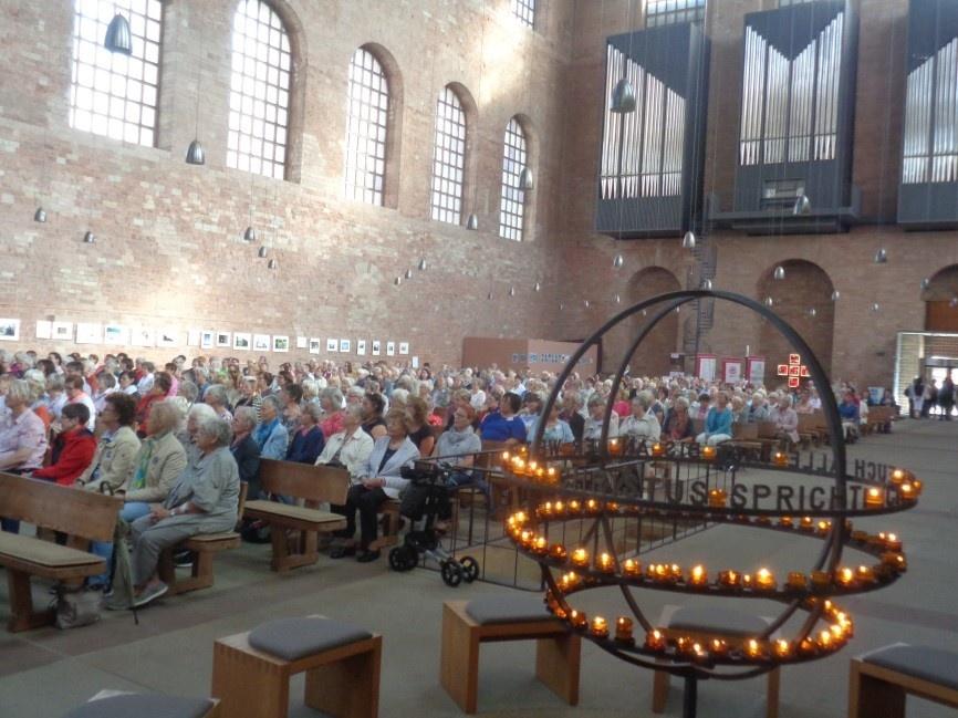 Frauenkirchentag 2018 Trier