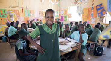 Steh auf und geh! Weltgebetstag 2020 - Simbabwe