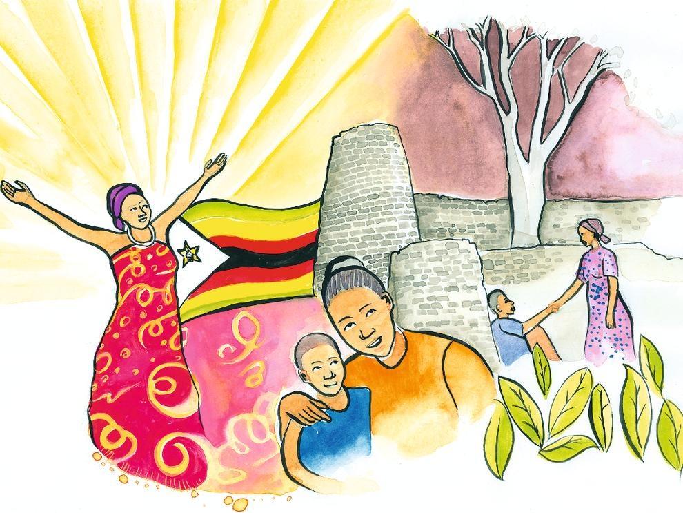 Weltgebetstag 2020 Simbabwe Steh auf und geh!
