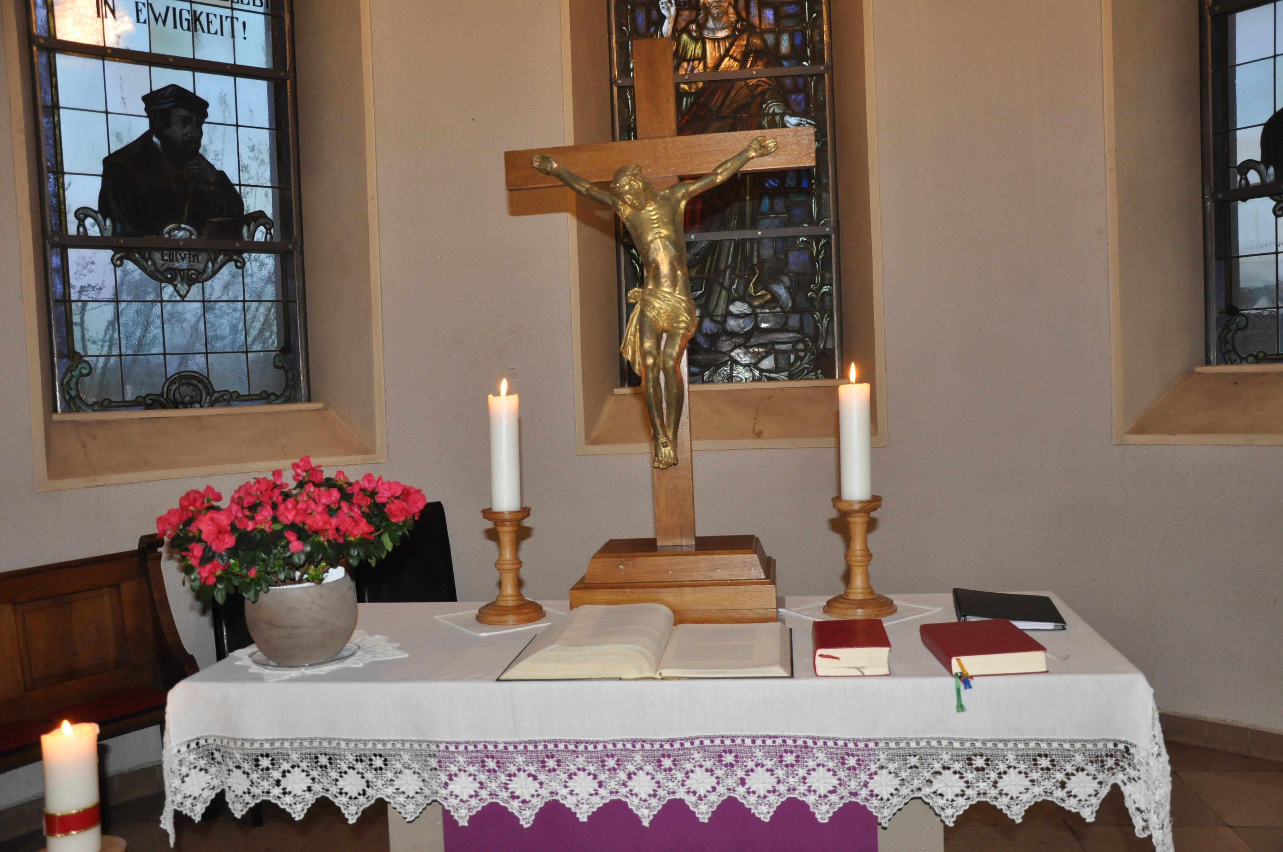 Unsere Kirchengemeinde geht neue Wege - Predigt wird auch digital