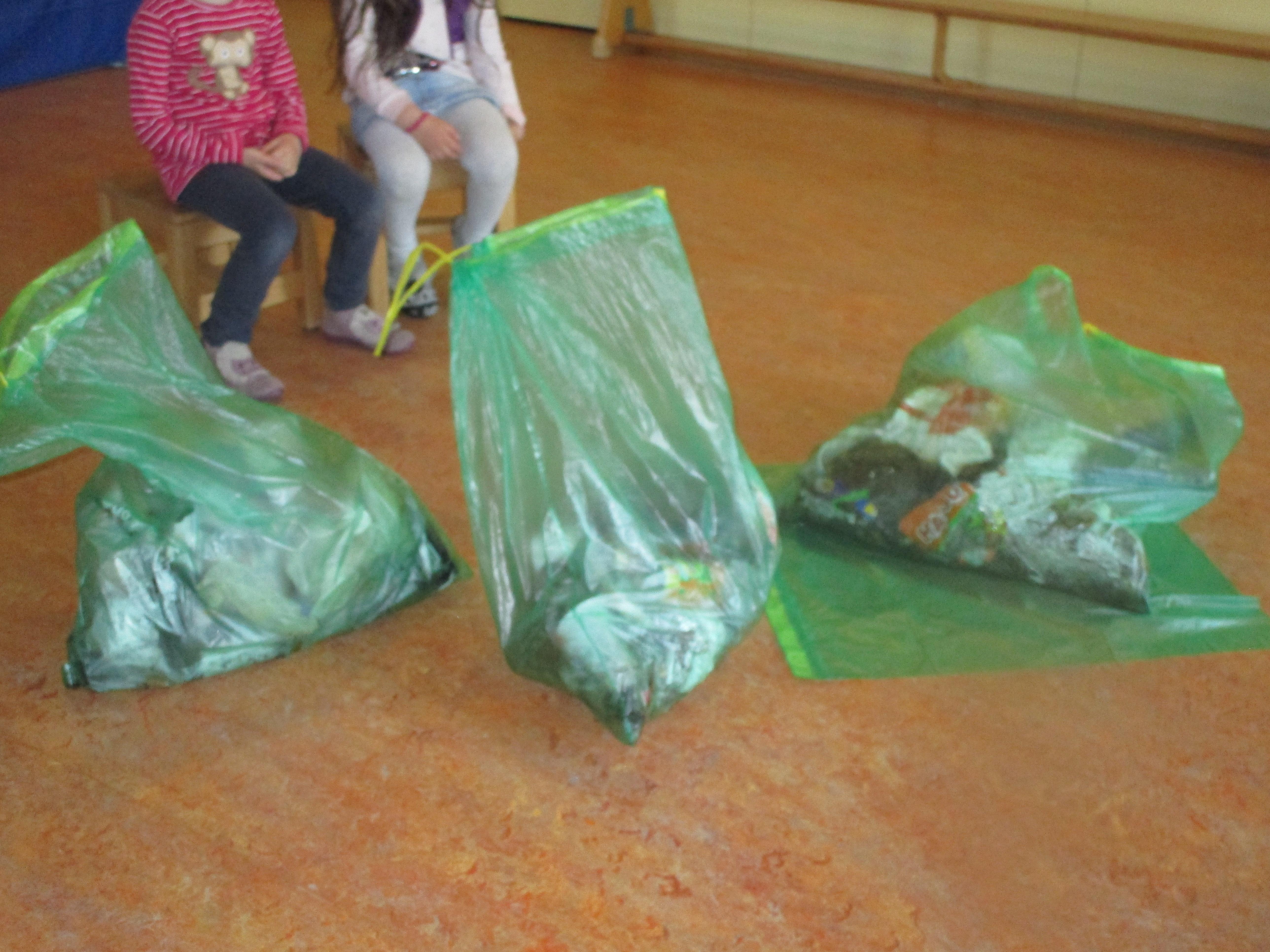 Picobello-Aktion in der Ev. Kindertagesstätte Uchtelfangen