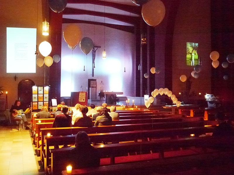 Nacht der Kirchen Saar 2020