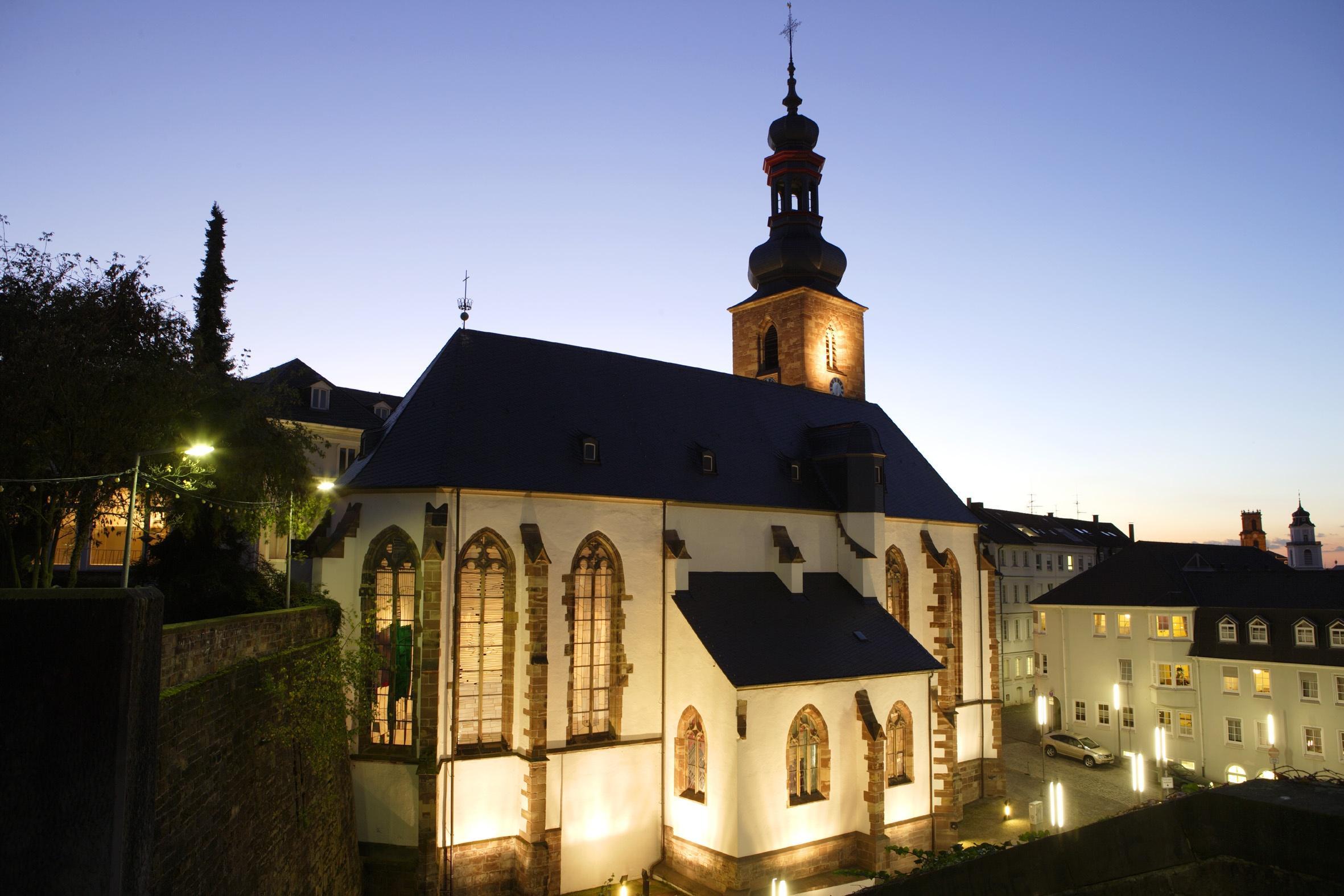 Schlosskirche, Saarbrücken