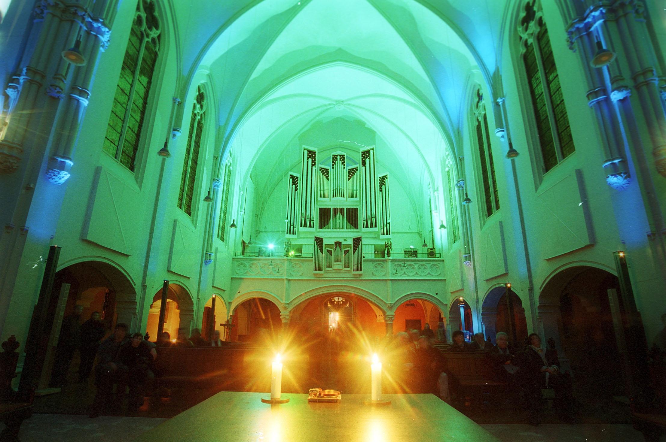 Johanneskirche, St. Johann
