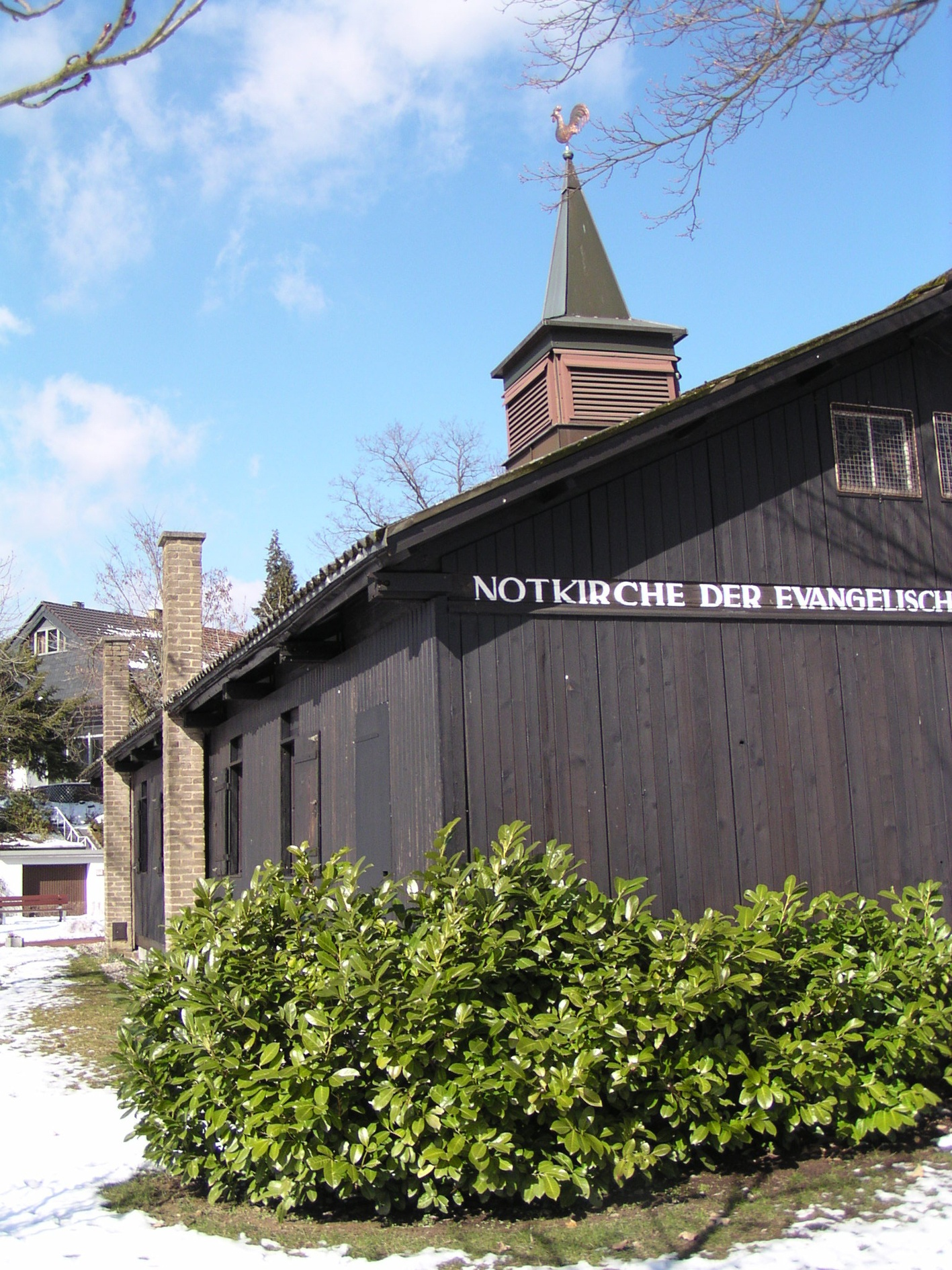 Notkirche, Saarbrücken