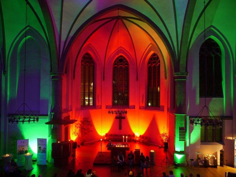 Die offenen Kirchen im Überblick