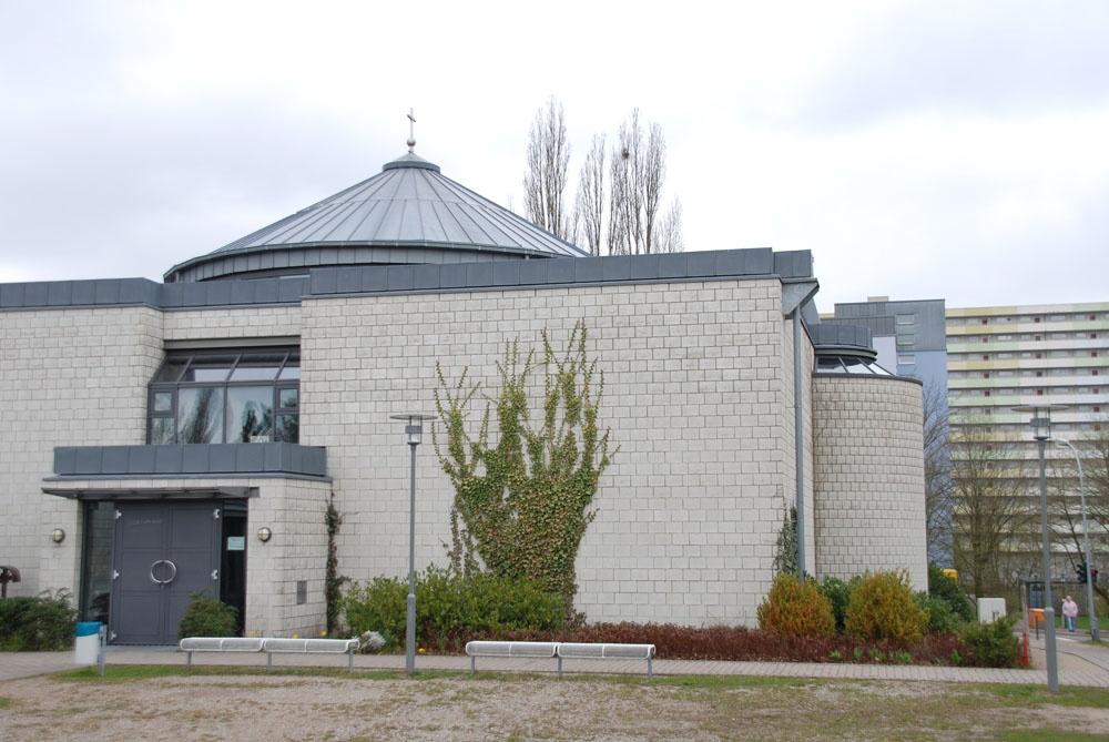 Heilig Kreuz Kirche, Alt-Saarbrücken