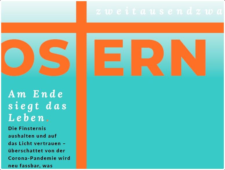 EKiR veröffentlicht Zeitungsbeilage zu Ostern