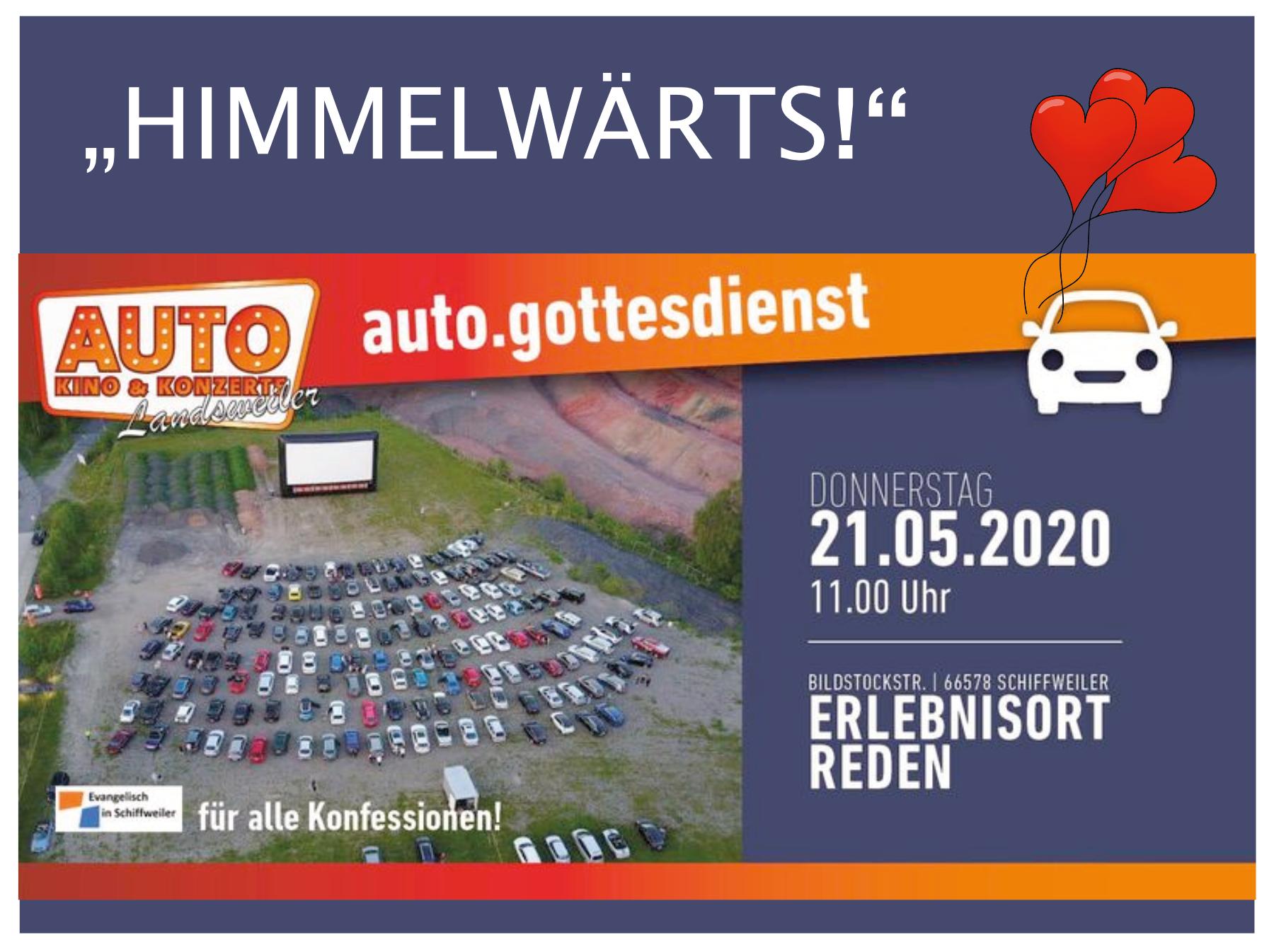 HIMMELWÄRTS!