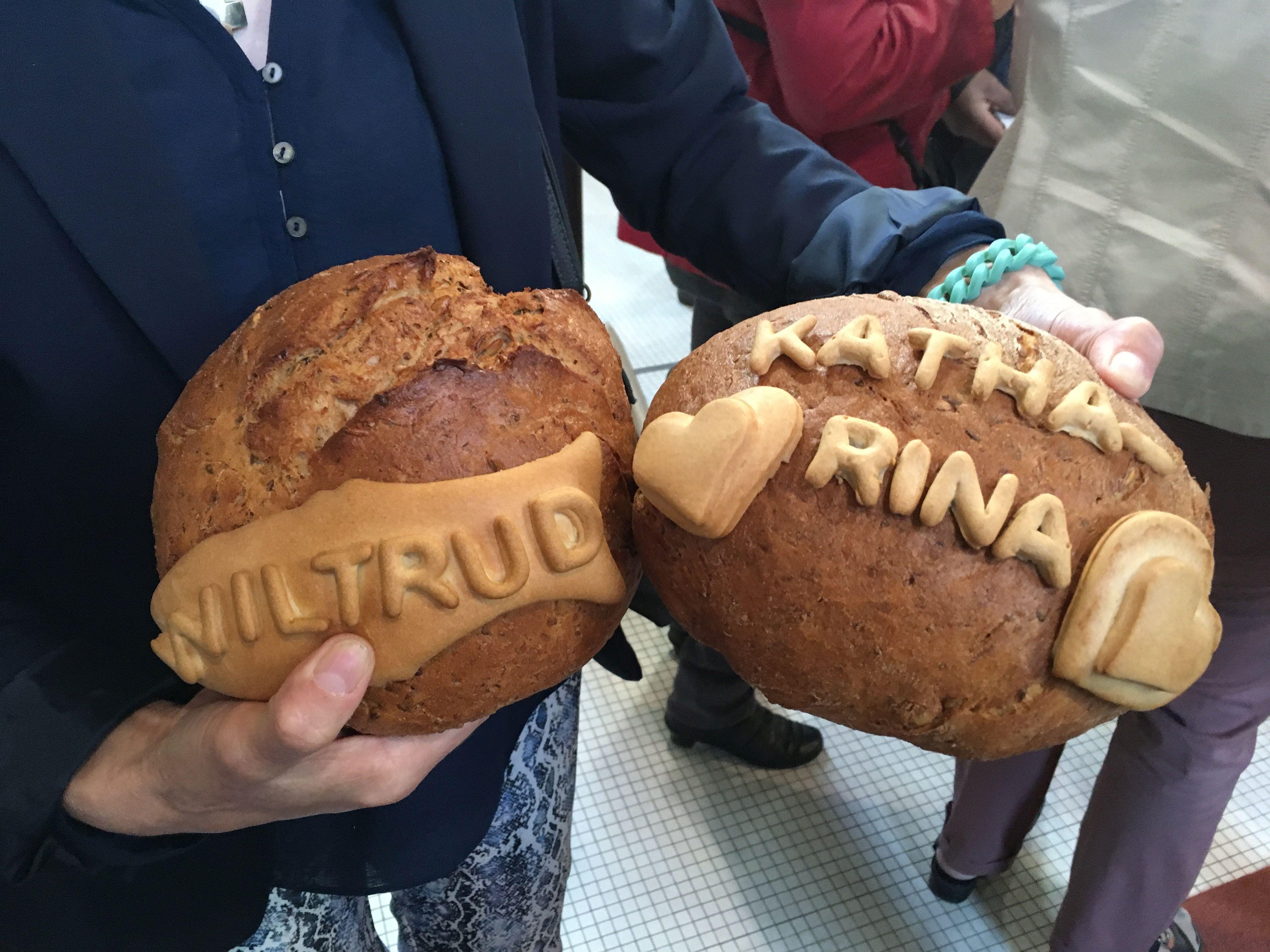 Brote backen für einen guten Zweck