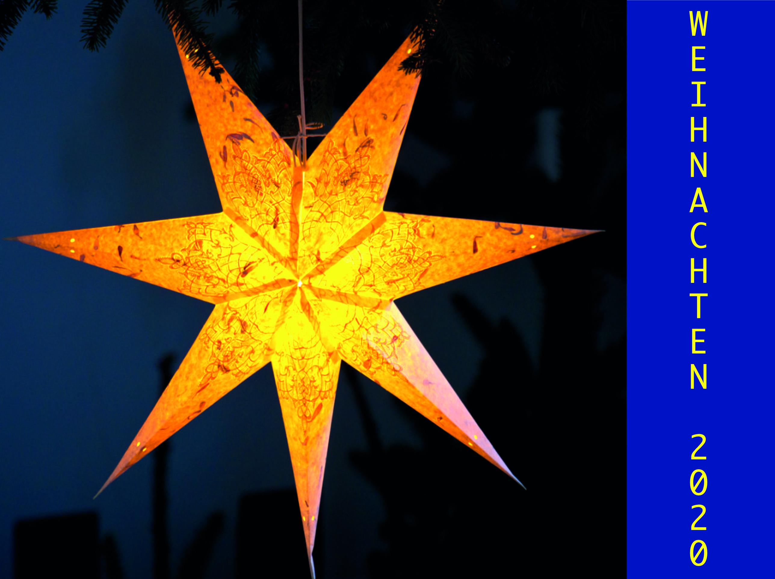 Heiligabend und Weihnachten: Unsere Gottesdienste und das weitere Programm im Adventsradio