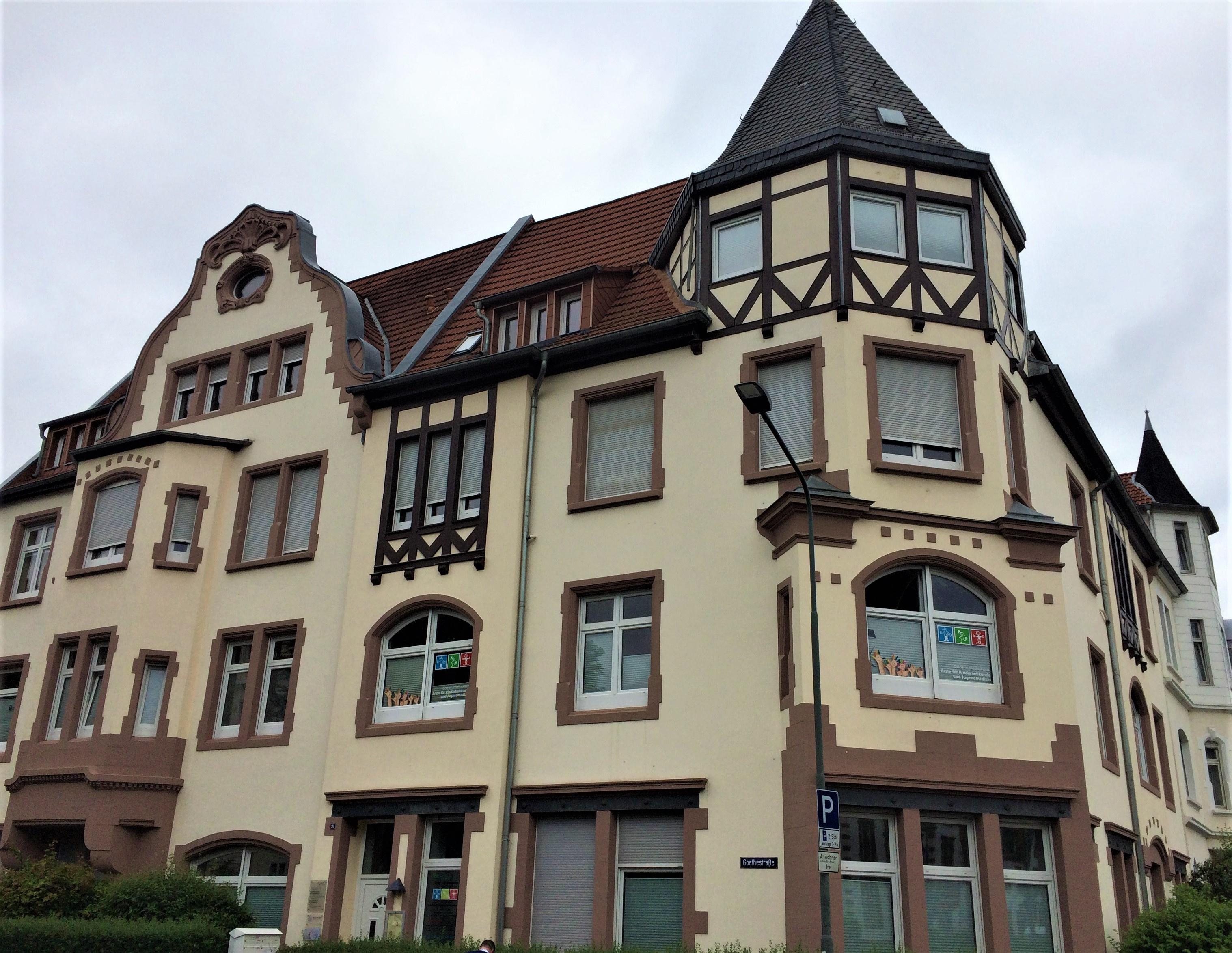 Gemeindeamt  Neunkirchen. Goethestraße 29-31zengasse 6