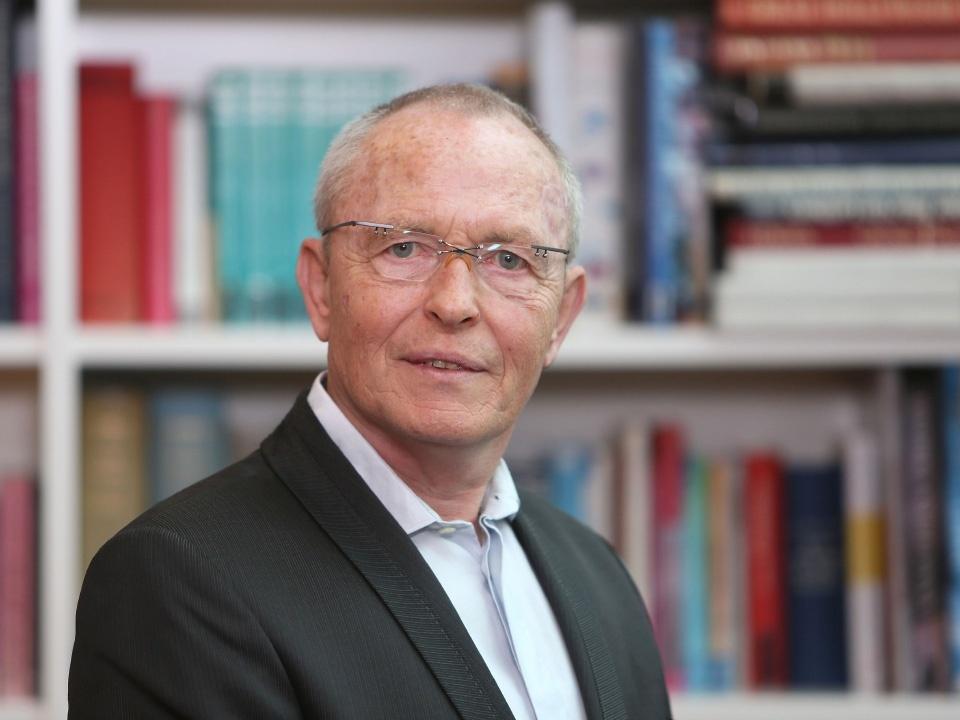 Kirchenmusikdirektor Helmut Werz