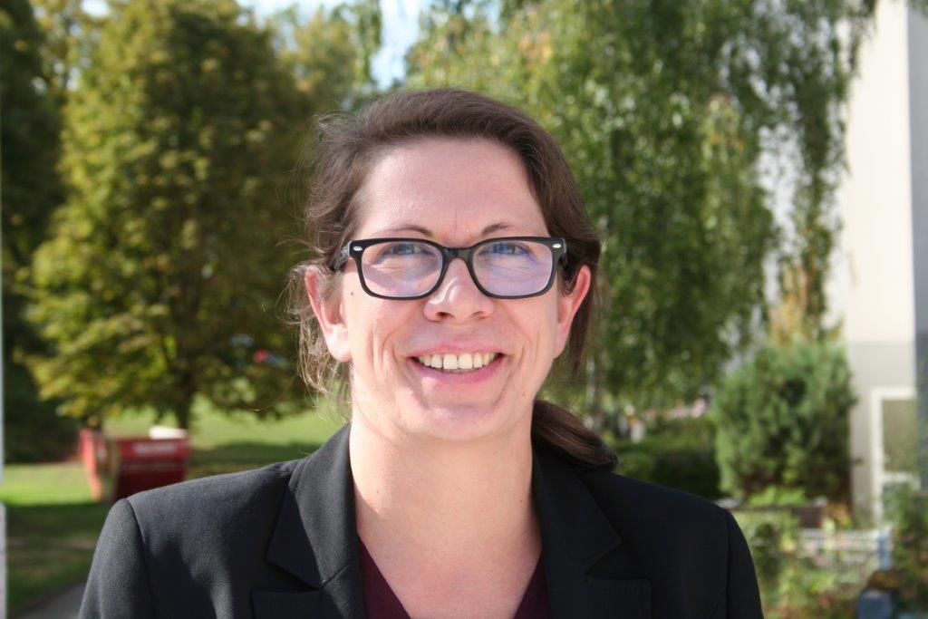 Tina Frank leiterin des Karl-Ferdinand-Hauses