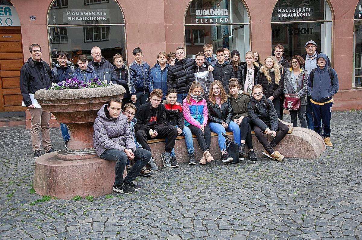 Konfirmandenwochenende in Mainz