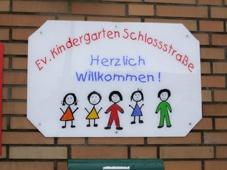 Ev. Kindertagesstätte in Neunkirchen, Schlossstr. 1 (Foto: H.-J. Strack)