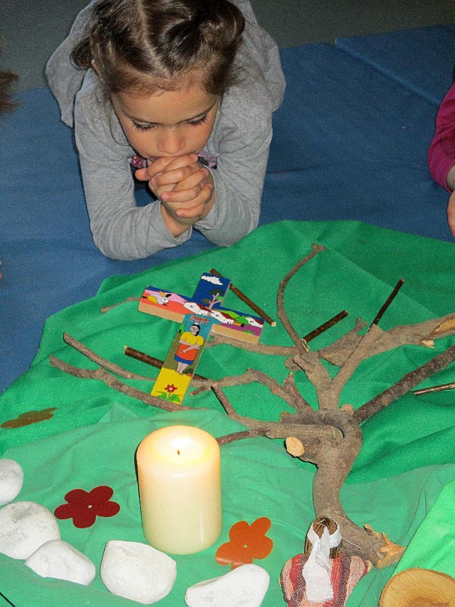 Jedes Kind kann individuell seinen Bedürfnissen und Interessen folgen