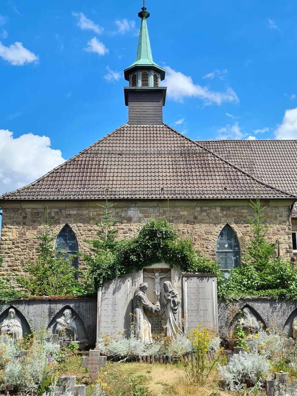 Wallfahrtskloster der Minoriten in Blieskastel (Foto: M. Hilka)