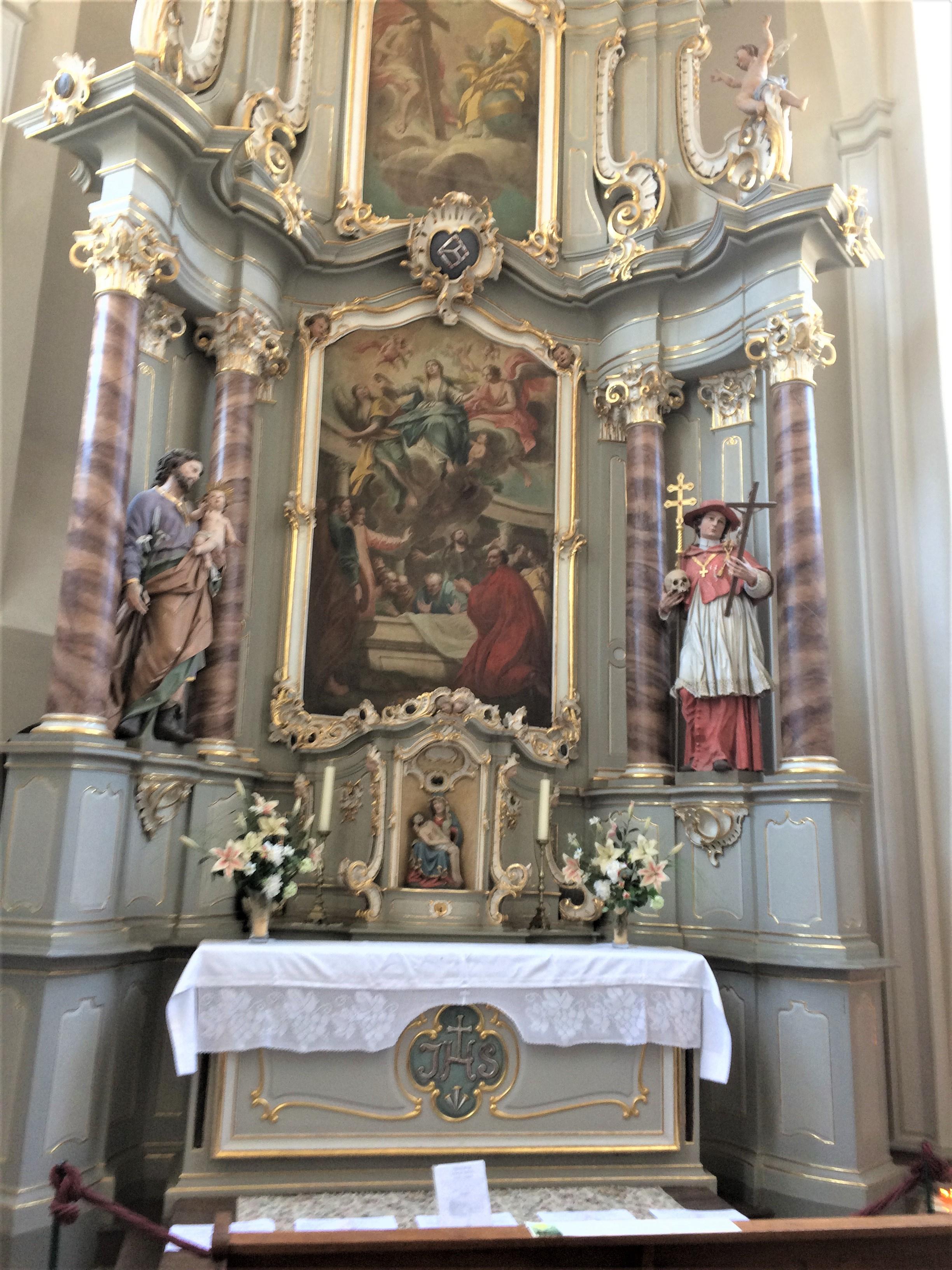 Alte Klosterkirche in Machern