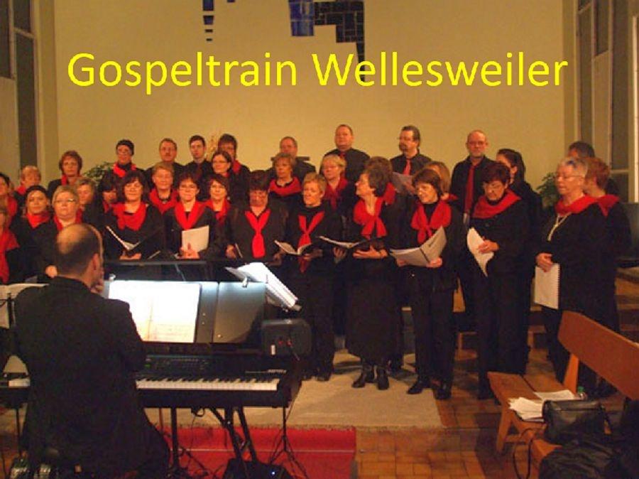 Gospeltrain Wellesweiler