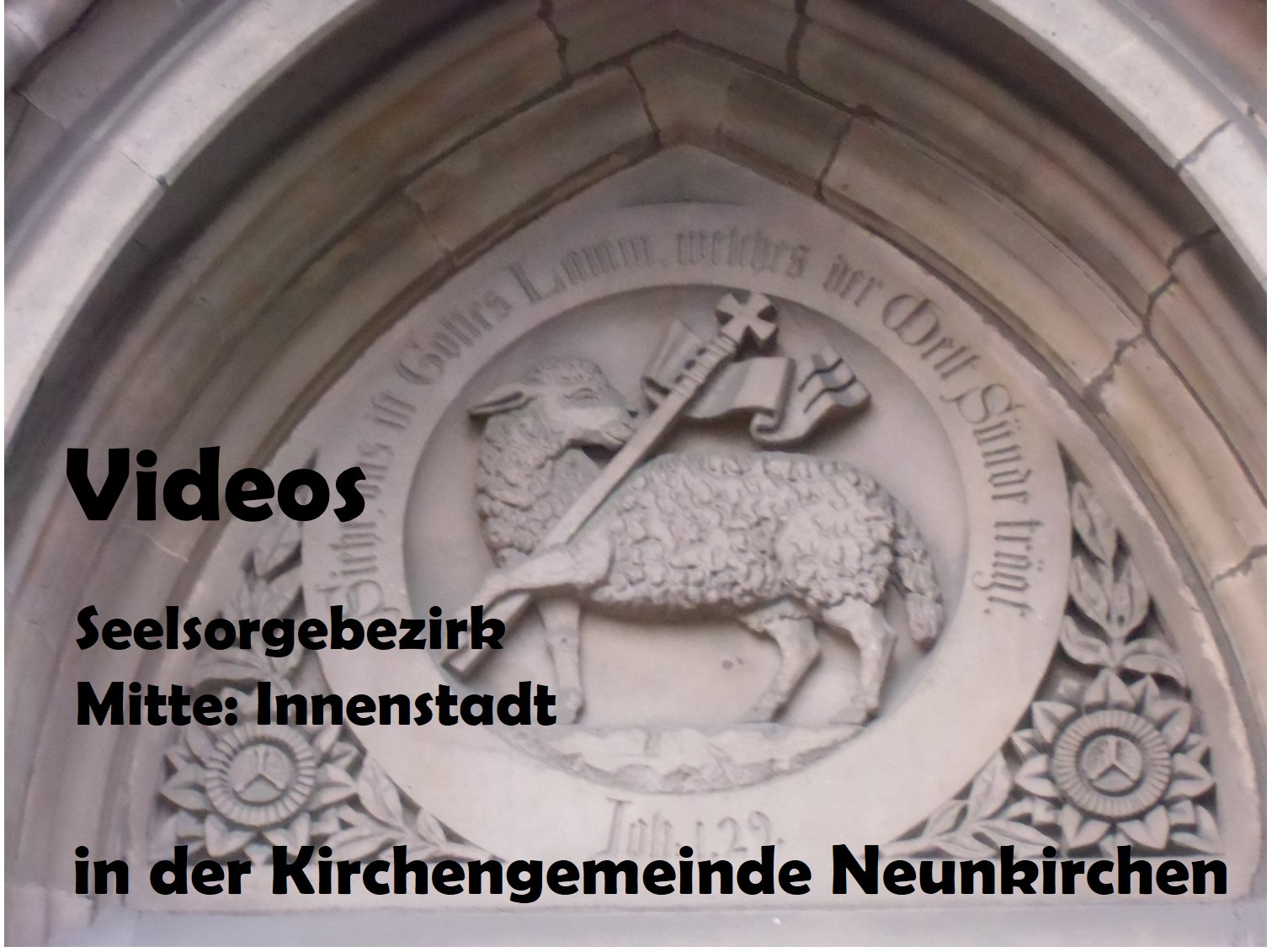 NK-Videos aus der Christuskirche