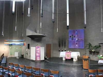 Gottesdienst mit Verabschiedung Pfarrer Ufer und Taufe