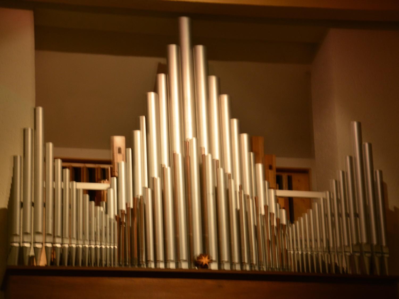Orgelkonzert in Klarenthal