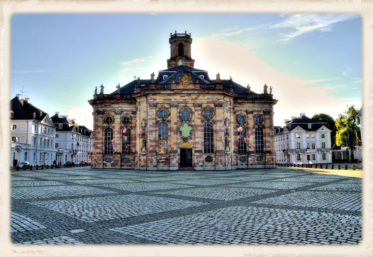 2019 wurde die Ludwigskirche in die internationale Gemeinschaft aufgenommen. Foto: EVKS