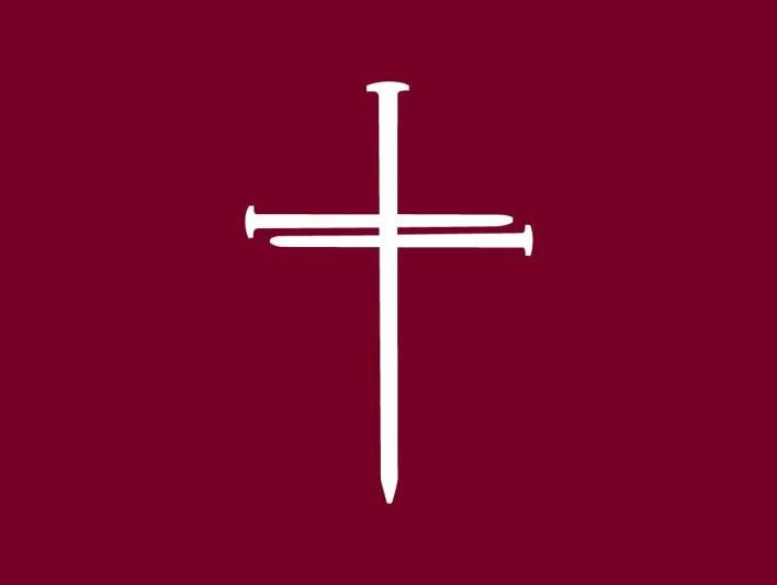 Die Nagelkreuzgemeinschaft setzt sich weltweit für Frieden und Versöhnung ein. Foto: Logo, www.nagelkreuz.org